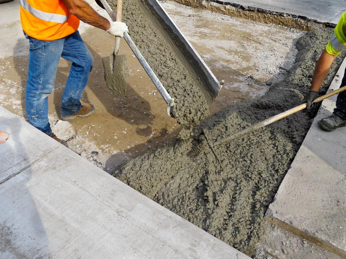 Стандартные бетоны отношение бетонной смеси