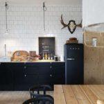 Как обставить кухню в скандинавском стиле