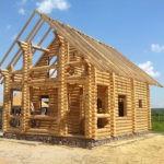 Как построить дом из бруса 100х100 самостоятельно.