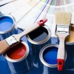 Краска для внутренних работ: виды,критерий выбора,производители