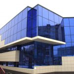 Разновидности фасадных стекл