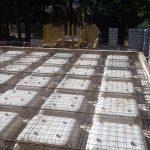 Из чего состоят монолитные ребристые перекрытия с балочными плитами?