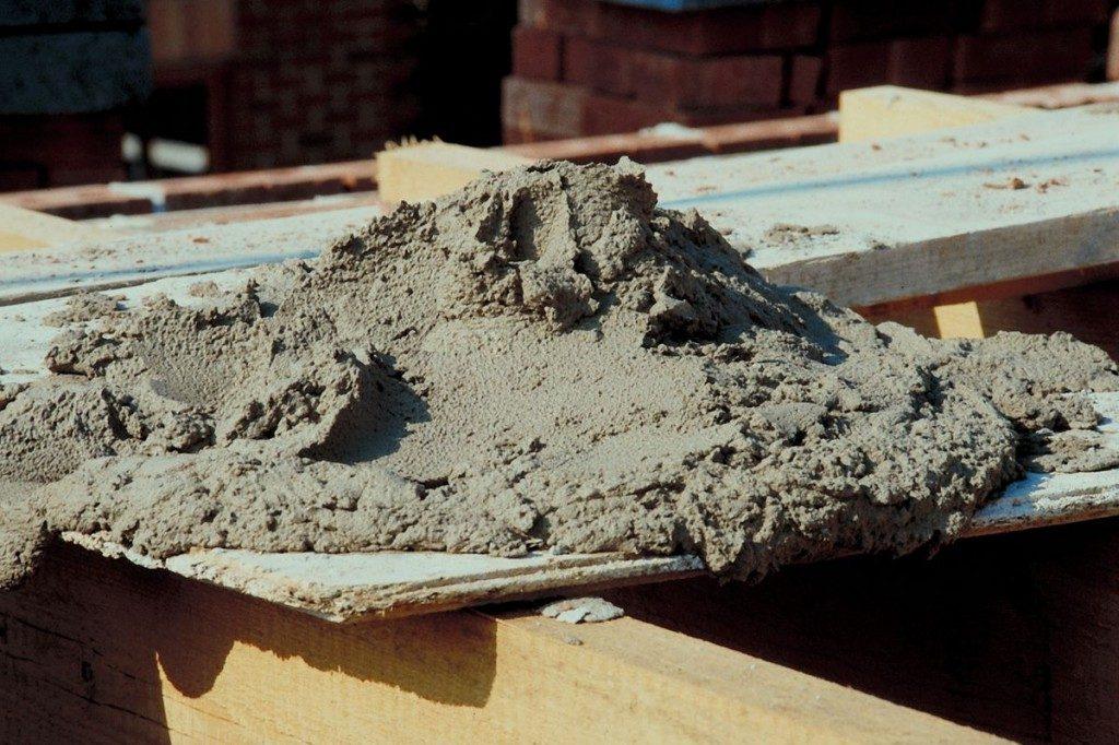специальные строительные растворы