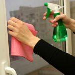 Как избавиться от царапин на окнах дома?