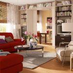 Виды интерьеров для двухкомнатных квартир