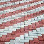 Как укладывать тротуарную плитку самостоятельно: описание,фото