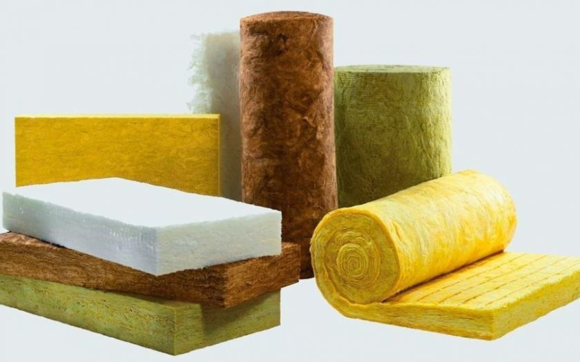 Теплоизоляционные материалы в строительстве