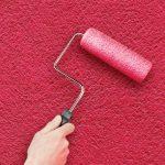 Фактурная краска для стен: плюсы и минусы