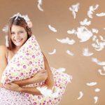 Какую  подушку выбрать для сна: на что обратить внимание