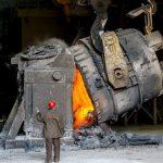Оскольский электрометаллургический комбинат (ОЭМК, в 1982—1985 годы — ОЭМК имени Брежнева) — первенец бездоменной металлургии