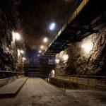 Подземное месторождение гипса, находящееся на глубине 130 метров под землей — 27 фото