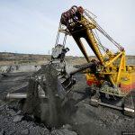 Экскурсия на угольный разрез,где добывают антрацит — самый древний из ископаемых углей