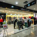 Покупки в модных центральных шоппинг-моллах в Китае — 15 фото