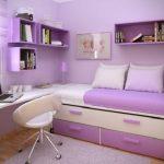 Мебель для очень маленькой комнаты