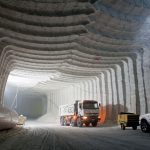Самые большие соляные шахты в Европе