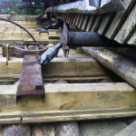 Как перенести деревянный дом