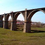 Железнодорожные пути на мостах