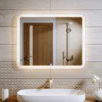 Как найти настенное зеркало в ванную комнату по выгодной цене?