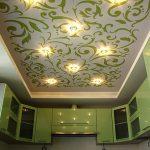 Натяжные потолки: особенности и преимущества материала