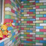 Виды красок для покраски кирпичных стен
