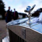 Символ легендарной королевской марки автомобилей Rolls-Royce — 24 фото