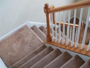 лестница из решетчатого настила