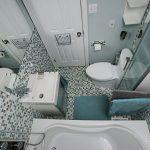 Как правильно оформить ванную комнату площадью 3 кв.м.