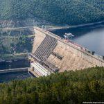 Зейская ГЭС —одна из крупнейших в Россиии вторая по мощности на Дальнем Востоке