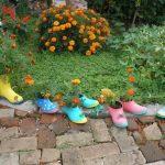 Оригинальные идеи для небольшого сада сделай сам