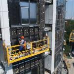 Недорогие фасадные подъемники для строительства
