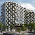 Апартаменты многофункционального комплекса