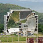Большая Солнечная печь(БСП) мощностью 700 киловатт — 22 фото