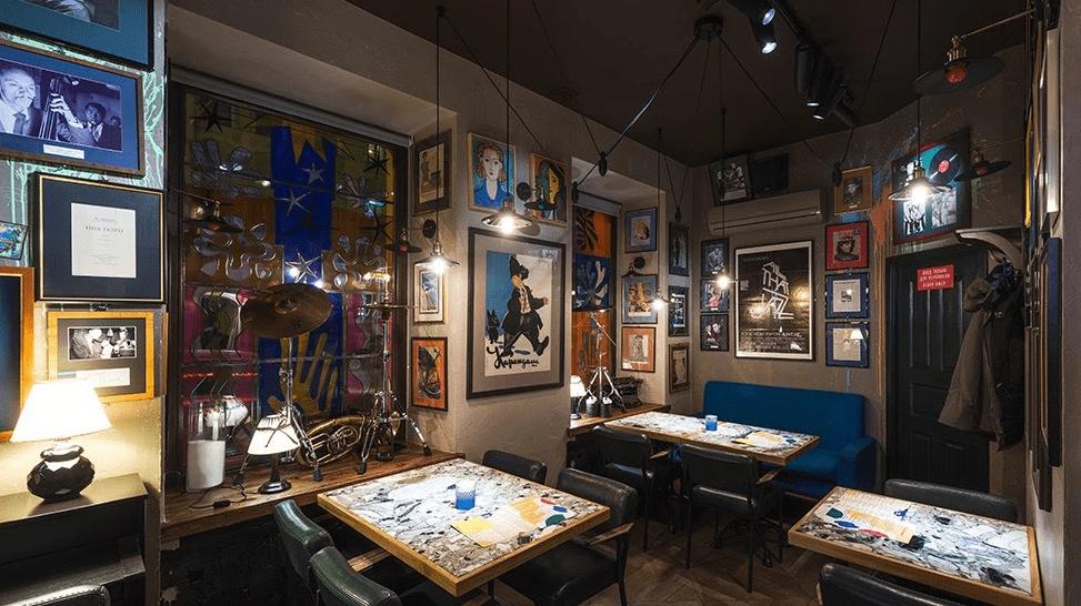 Кафе рестораны бары ночные клубы самые большие клубы москвы