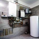 Типы газовых котлов отопления