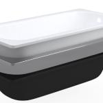 Стальная ванна: преимущества и недостатки, особенности, размер, форма, фото