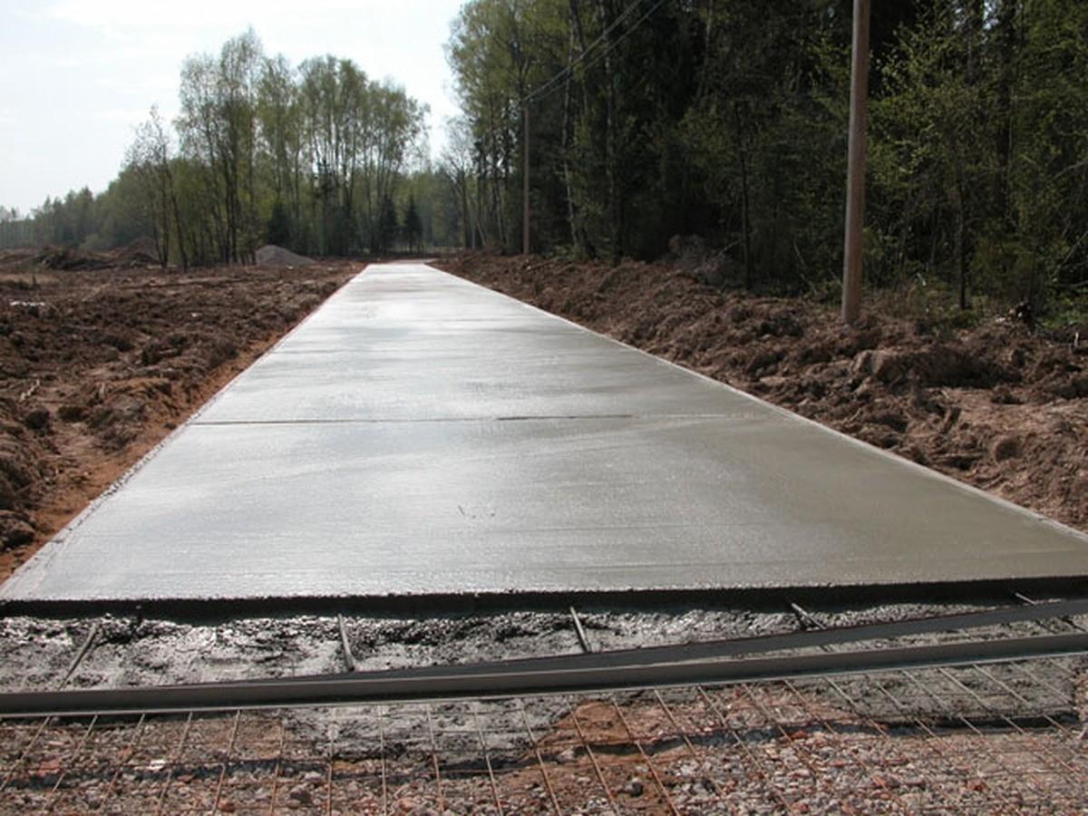 Дорожный бетон состав технология тощего бетона