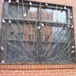 Как установить решетки на пластиковые окна своими руками