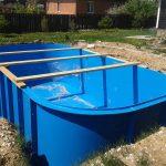 Особенности и детали при установке бассейна