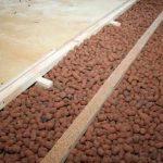 Пошаговая инструкция утепления бетонного пола керамзитом