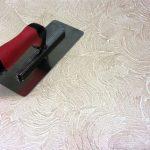 Подробная инструкция по изготовлению смеси и работе с венецианской штукатуркой