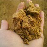 Удельный вес строительного песка. Плотность различных марок песка