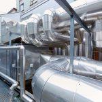 Монтаж вентиляции на промышленных объектах