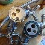 Как поменять водопроводный кран