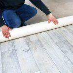 Укладка линолеума своими руками: пошаговая инструкция к работе