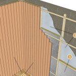 Как правильно утеплить в бане: стены, пол и потолок