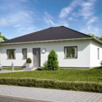 Одноэтажный дом: практичность и комфорт