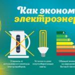 Полезные советы по энергосбережению